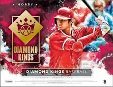 2019 Panini Diamond Kings Baseball 1 Box Break #2-RT