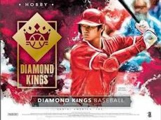 2019 Panini Diamond Kings Baseball 1 Box Break #1-RT