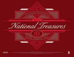 2019 Panini National Treasures Baseball 2 Box 1/2 Case Break #1-PYT