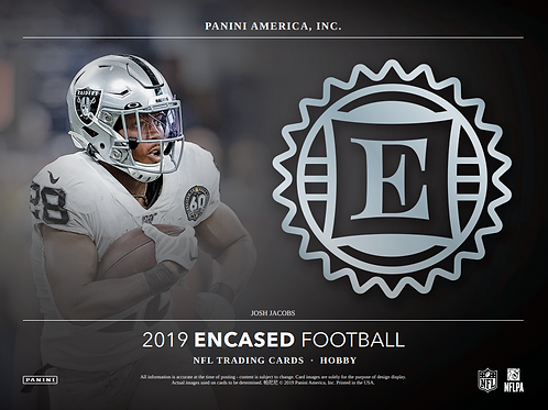 2019 Panini Encased FOTL Football 1 Box Break #2-PYT