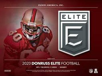 2020 Donruss Elite Football 1 Box Break #1-PYT
