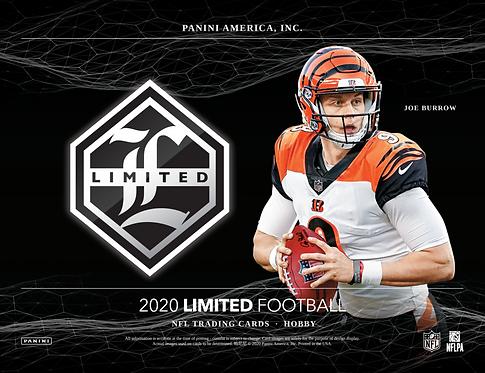 2020 Panini Limited Football 1 Box Break #1-PYT