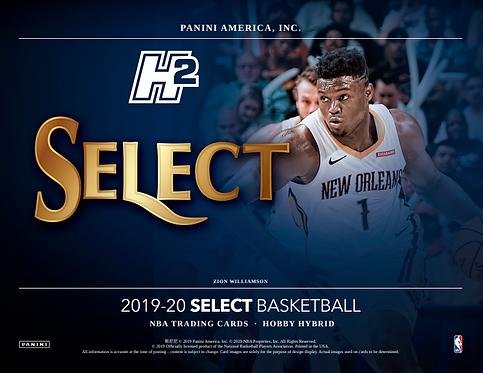 2019/20 Panini Select FOTL Basketball 1 Box Break #1-Random Players