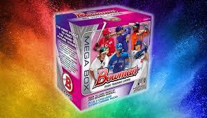 2020 Bowman Baseball Mega 5 Box Break #5-PYT