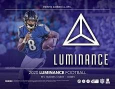 2020 Panini Luminance Football 1 Box Break #1-PYT