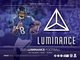 2020 Panini Luminance Football 1 Box Break #2-PYT