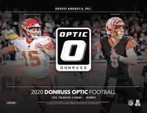 2020 Donruss Optic Football 1 Box Break #1-PYT
