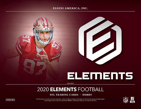 2020 Panini Elements Football 1 Box Break #1-PYT