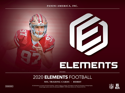 2020 Panini Elements Football 1 Box Break #1-PYT