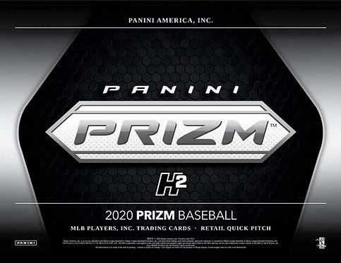 2020 Panini Prizm Quick Pitch Baseball 2 Box Break #1-RT