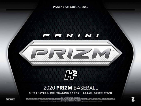 2020 Panini Prizm Quick Pitch Baseball 2 Box Break #1-RT