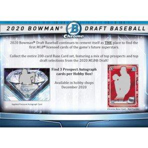 2020 Bowman Draft Jumbo 1 Box Break #16-RT