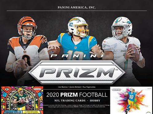 2020 Panini Prizm Football Blaster 5 Box Break #1-PYT