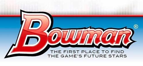 Monday Night Bowman Mixer Mania MLB Break #1-PYT