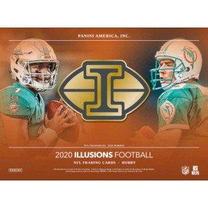 2020 Panini Illusions Football 1 Box Break #2-PYT