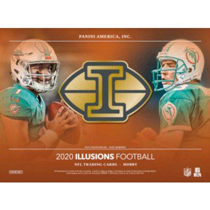 2020 Panini Illusions Football 1 Box Break #2-PYT