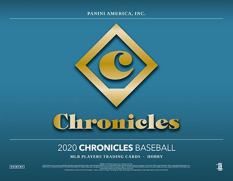 2020 Panini Chronicles Baseball 2 Box Break #1-PYT
