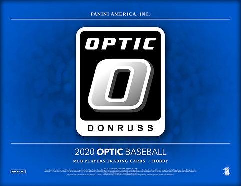 2020 Panini Donruss Optic Baseball 2 Box Break #2-PYT