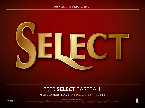 2020 Panini Select Baseball 1 Box Break #2-RT