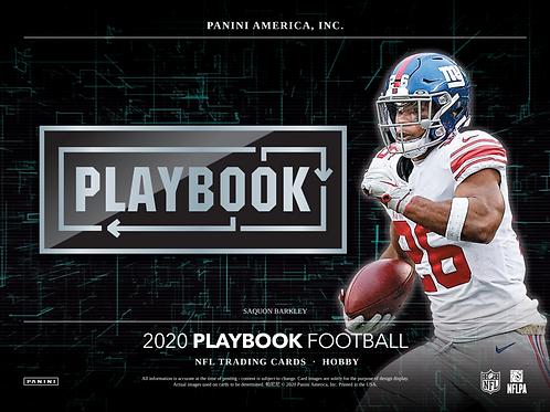 2020 Panini Playbook Football 1 Box Break #1-PYT