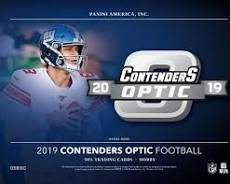 2019 Panini Contenders Optic Football 1 Box Break #3-PYT