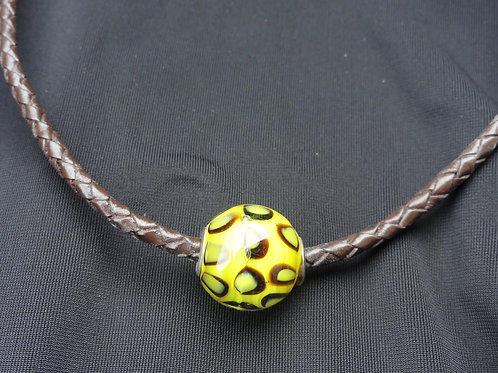 Halskette mit Perle 1002