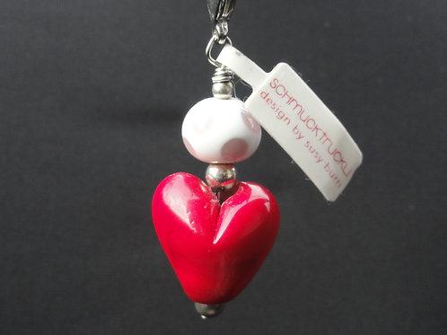 Schlüsselanhänger mit Herz 800