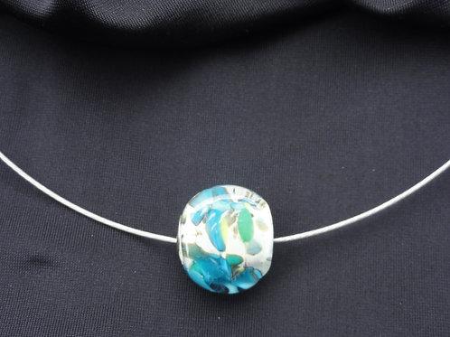 Halskette mit Perle 1009
