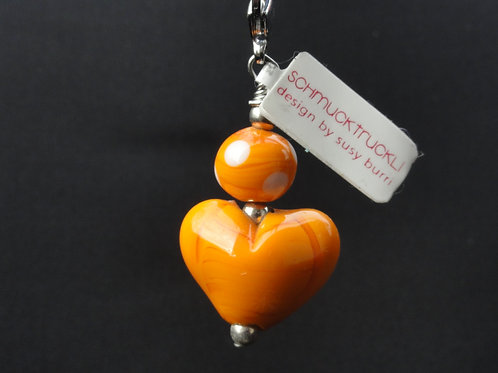 Schlüsselanhänger mit Herz 801