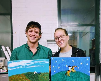 Impressionism for couples