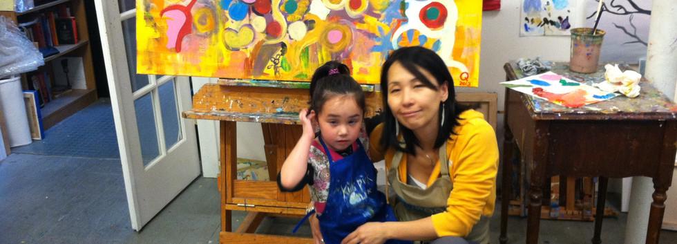 parent+child workshop