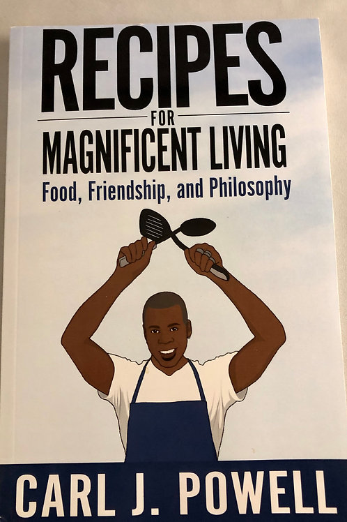 Recipes for Magnificent Living book