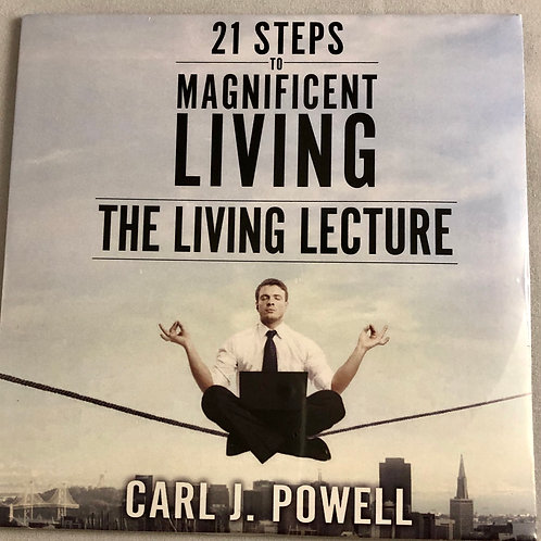 21 Steps Lecture DVD