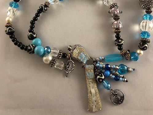 Turquoise Aloha Necklace