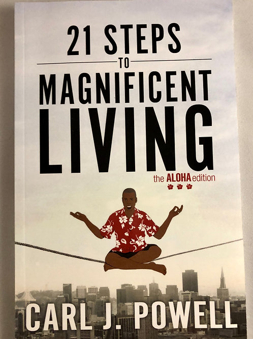 21 Steps to Magnificent Living book