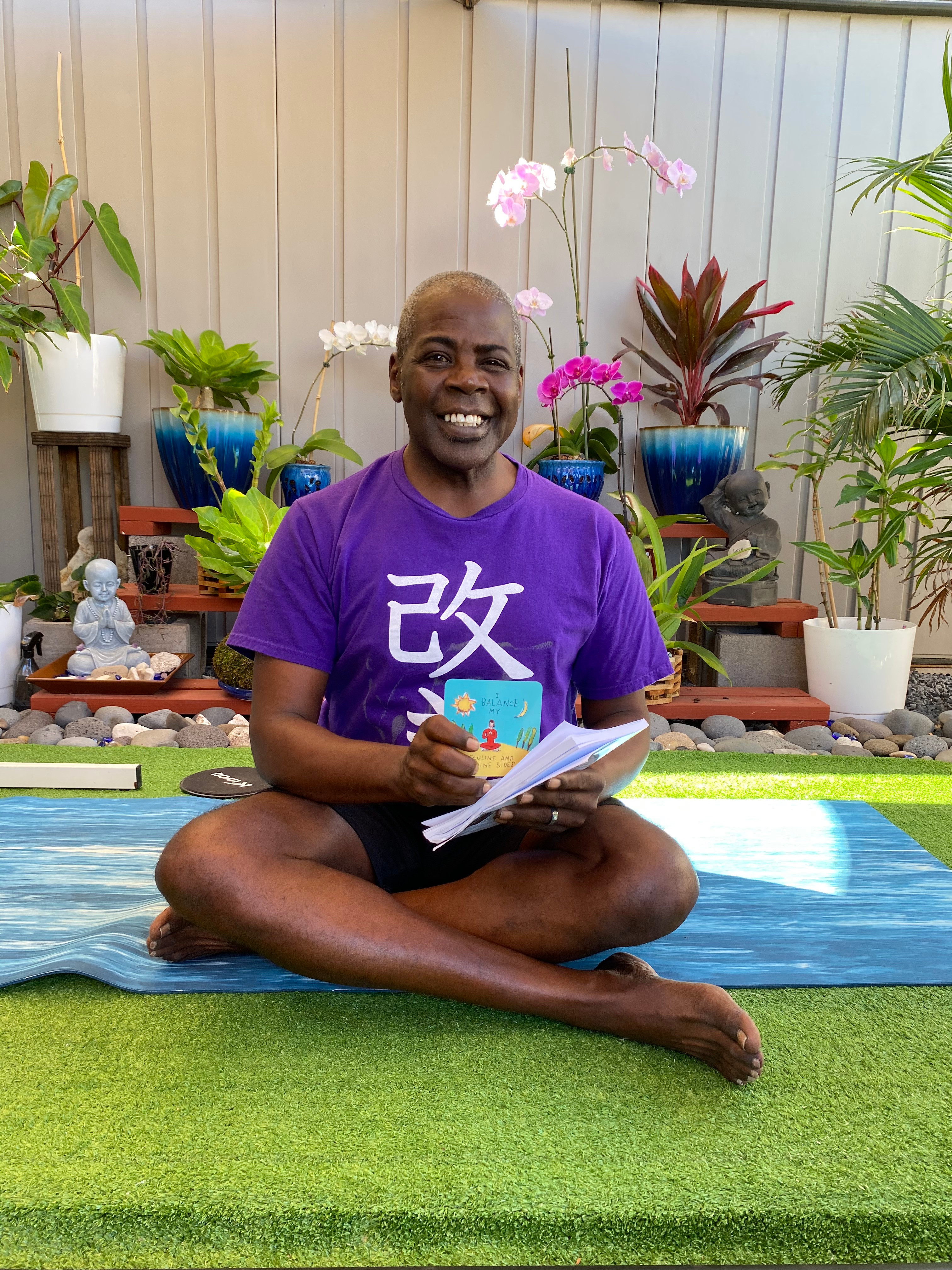 Zoom Flow Yoga and Restore