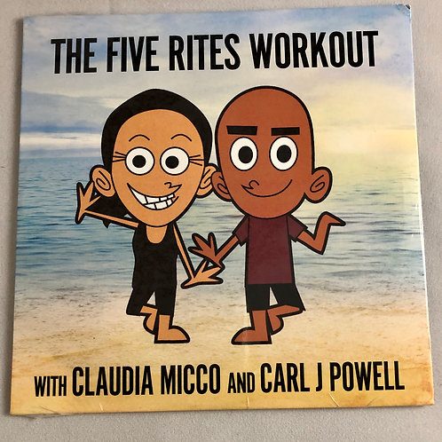 The Five Rites Workout DVD