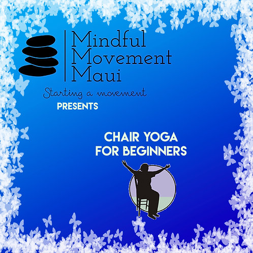 Chair Yoga for Beginners