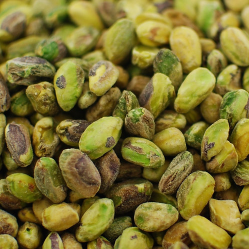 Roasted Shelled Pistachios (Unsalted)