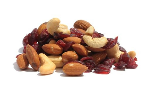 No More Excuses Trail Mix