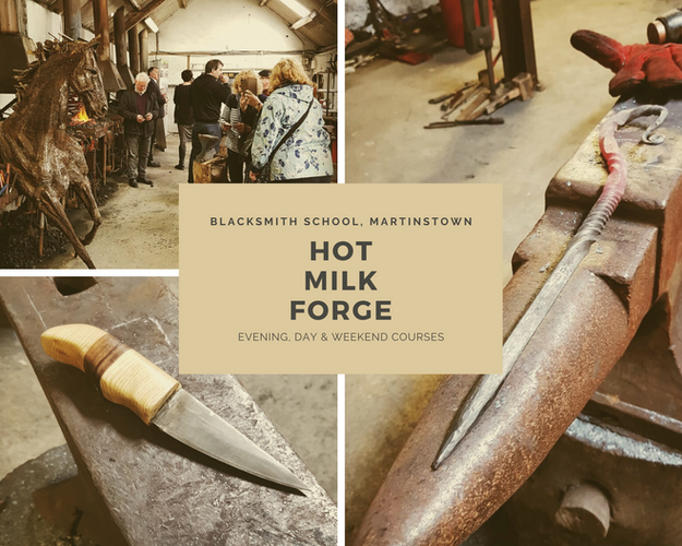 Hot Milk Forge