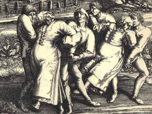 [Você sabia?] Epidemia da Dança