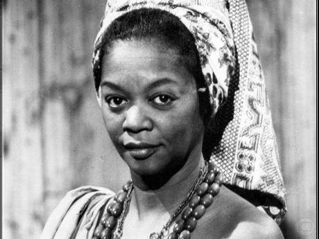 [Você sabia?] A primeira dama negra do Teatro brasileiro