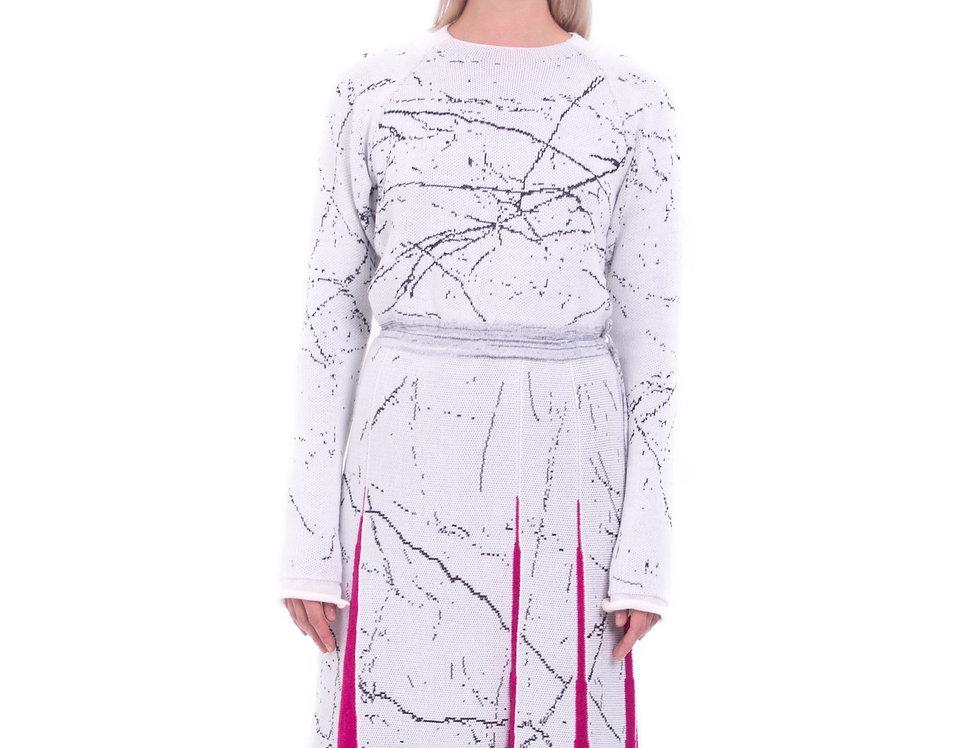 Платье скульптура №4