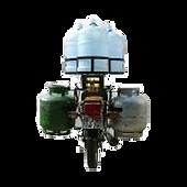 suporte de gas, suporte de agua, suporte de água, suporte de gás