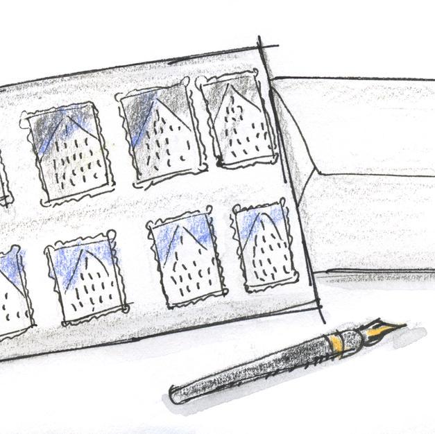Briefmarkenset