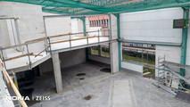 Gemeindesaal und Empot