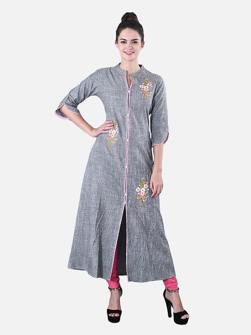 Basic Indian Stylish A-Line Kurta
