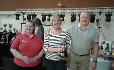 Mick & Sue Codd, Mixed Pairs Winners, Yo