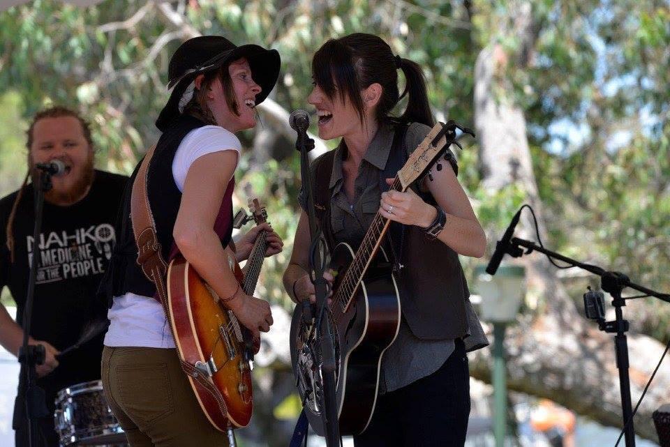 Ravenswood Hotel Folk Festival 2018